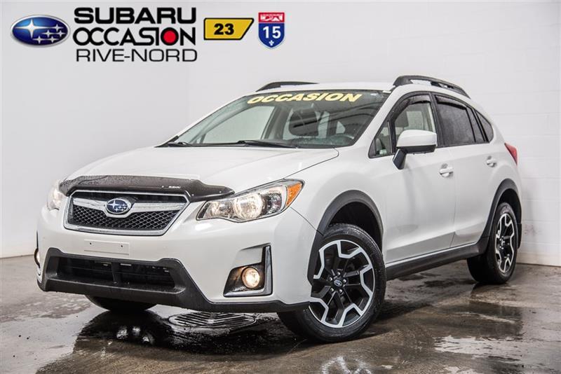 Subaru Crosstrek 2016 Touring CAM.RECUL+BLUETOOTH+SIEGES.CHAUFFANTS #942967