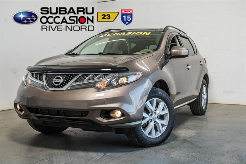 Nissan Murano 2012 SV AWD MAGS+TOIT.OUVRANT #943012