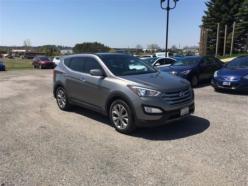2015 Hyundai SANTA FE SPORT SE 2.0T AWD - Trade/Leather/Pano Roof #85039A