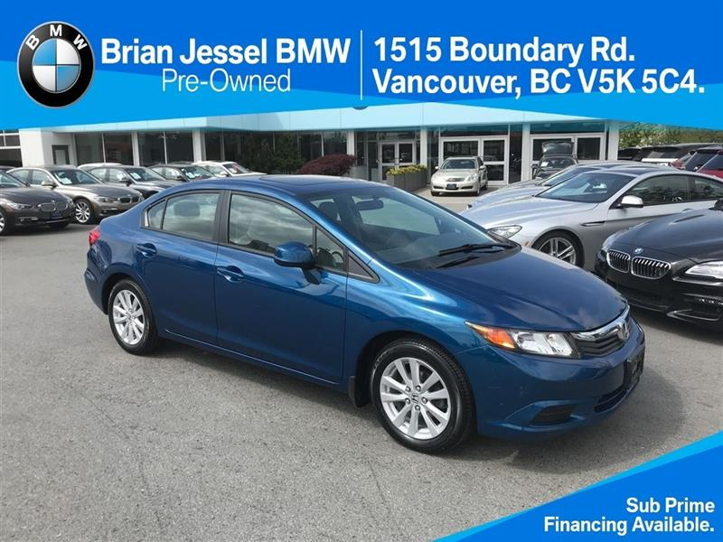 2012 Honda Civic Sedan EX at #BP639710