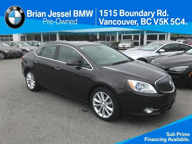 2012 Buick Verano 4Dr Sedan 1SL #BP642810