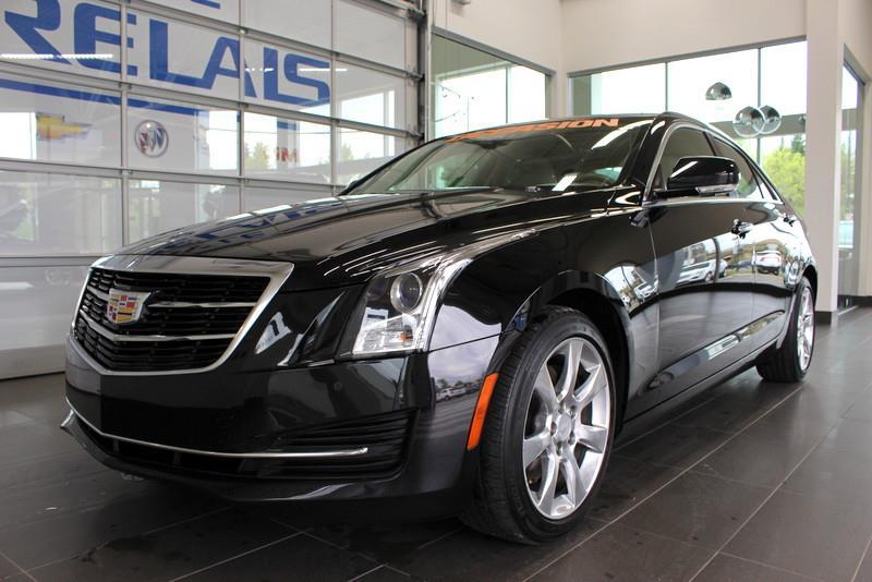 Cadillac ATS Sedan 2015 4dr Sdn 2.0L Luxury AWD #82070