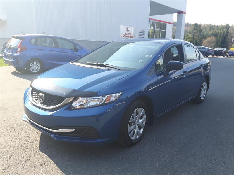 Honda Civic 2014 DX manuelle * vitres électriques, Miroirs électr.. #j127a