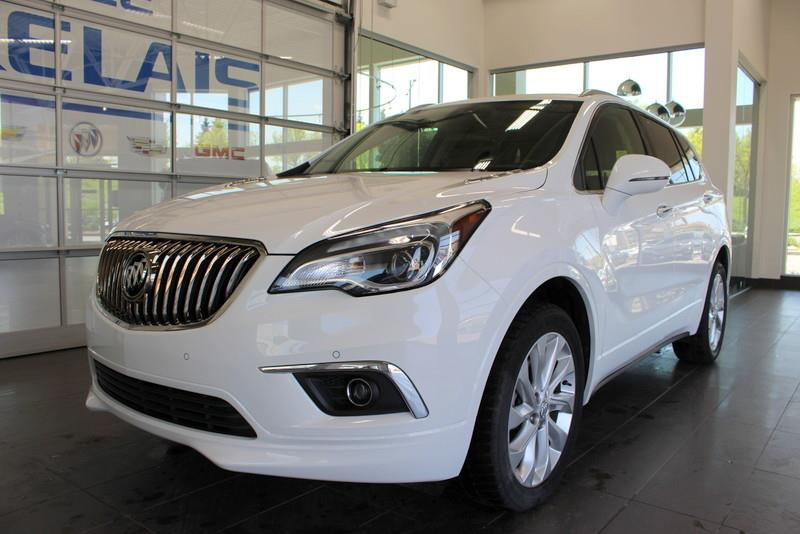 Buick Envision 2017 AWD 4dr Premium - Cuir - toit ouvrant #82918