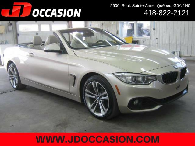 BMW 4 Series 2014 CONVERTIBLE AWD #MI84