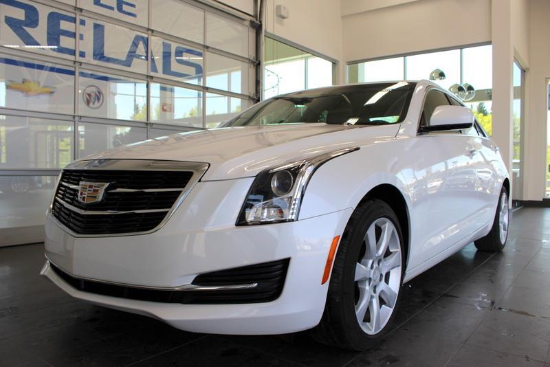 Cadillac ATS Sedan 2015 4dr Sdn 2.0L AWD #82082