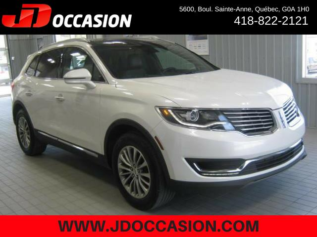 Lincoln MKX 2016 AWD 4dr Select #MI81