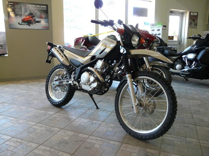 Yamaha XT 250 2018