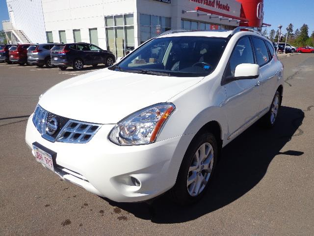 2011 Nissan Rogue AWD 4dr SL #BW281708A