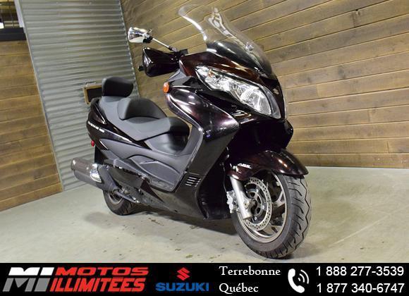 Suzuki Burgman 400 ABS 2010