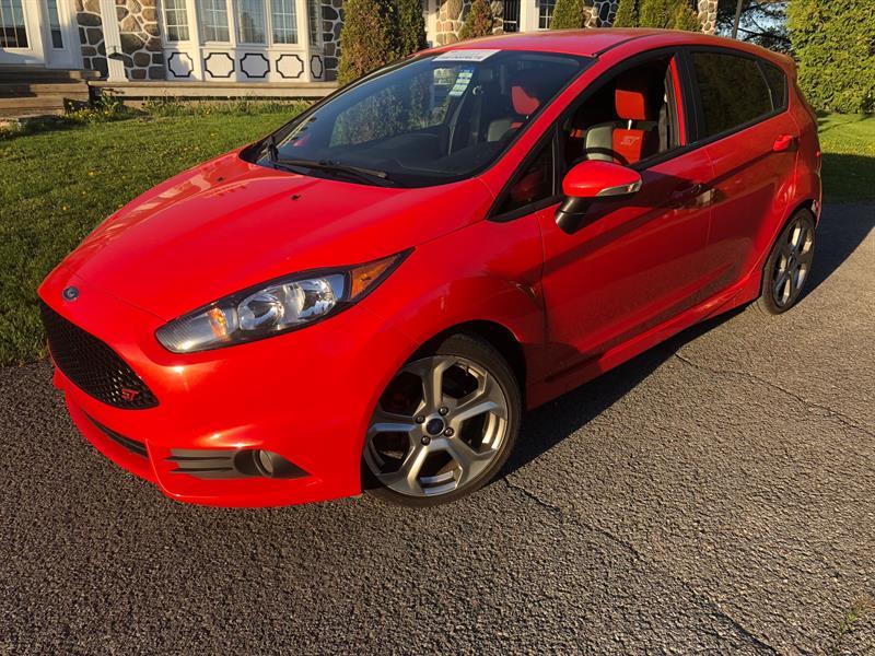 Ford Fiesta 2015 ST #3575