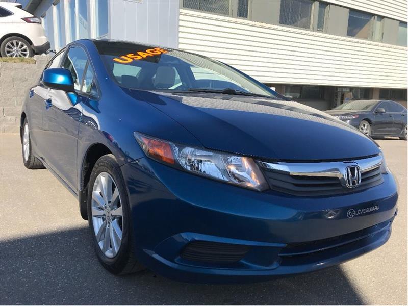 Honda Civic 2012 EX (A5) #J0802A