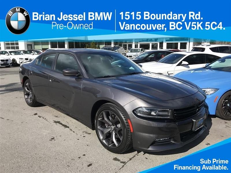 2017 Dodge Charger SXT #BP6152