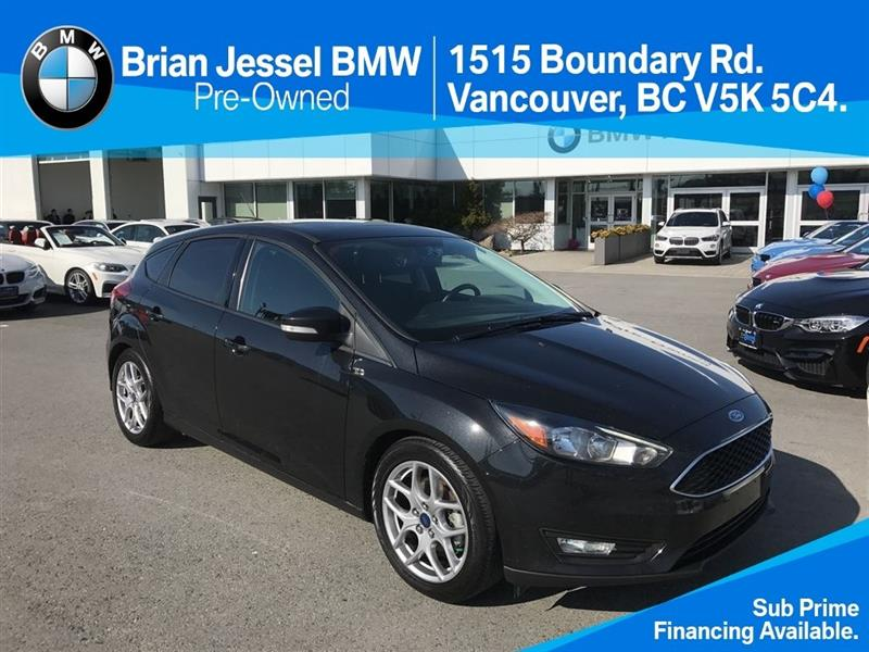 2015 Ford FOCUS Hatchback SE only $149 bi weekly! #BP6146