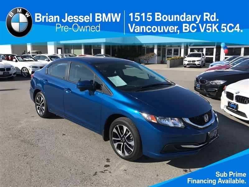 2015 Honda Civic Sedan EX CVT #BP6161