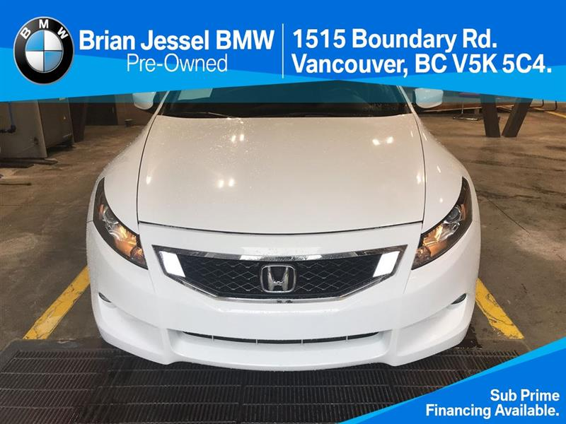 2010 Honda Accord Cpe EX-L V6 at #BP6162