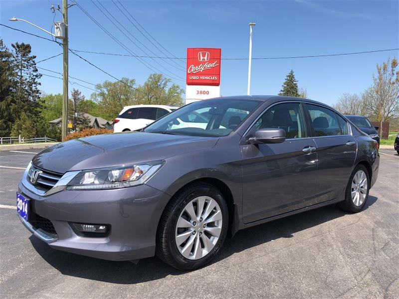 2014 Honda Accord Sedan EX-L #22157A