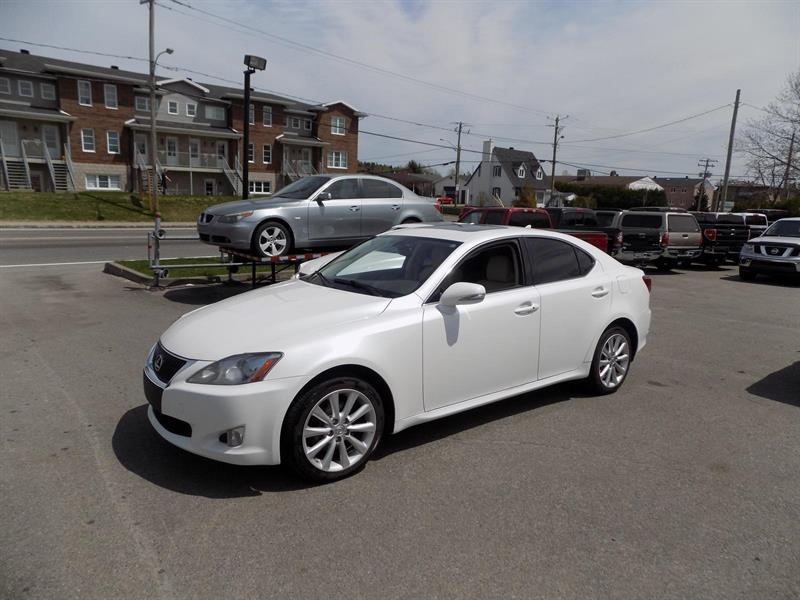 Lexus IS 250 2010 #AD6540