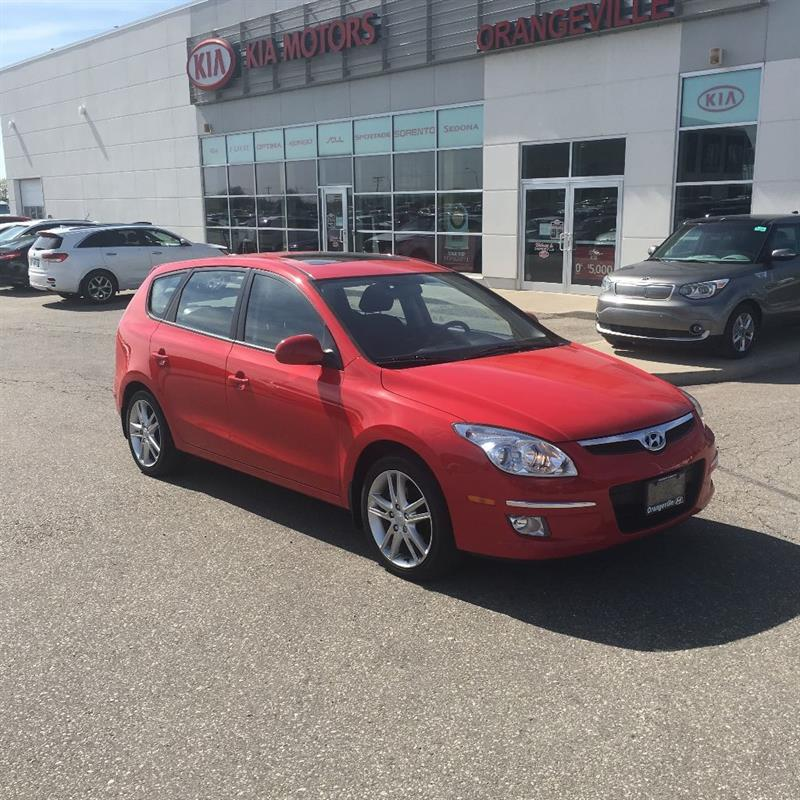 2011 Hyundai Elantra Touring GLS Sport Automatic - Mint Trade-In #88004A
