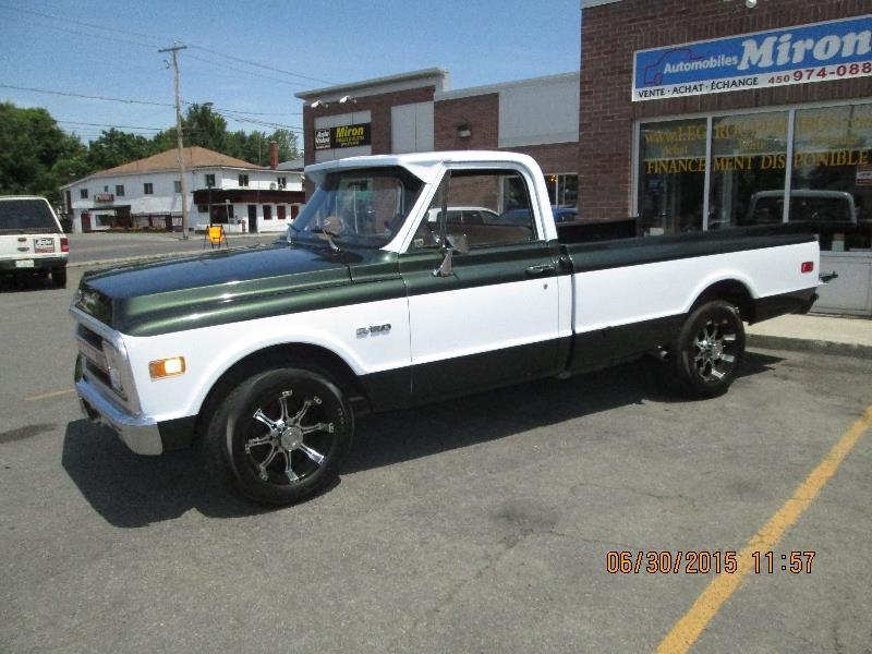 Chevrolet 2500 1970 CS20934 #280518