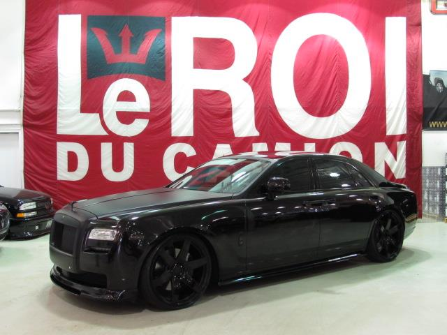 Rolls-Royce Ghost 2010 NIGHTVISION ADAPT CRUISE #A7701