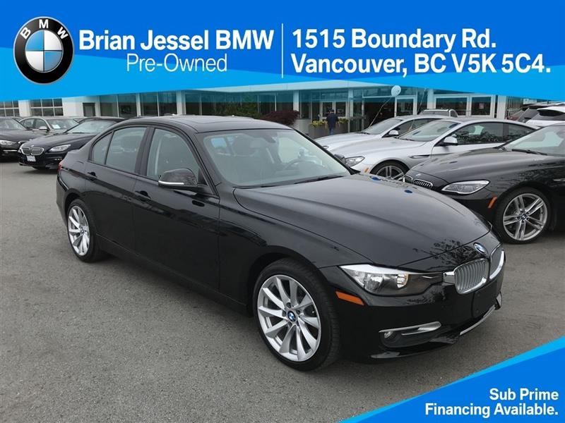 2013 BMW 3-Series 320I xDrive Sedan #BP632310