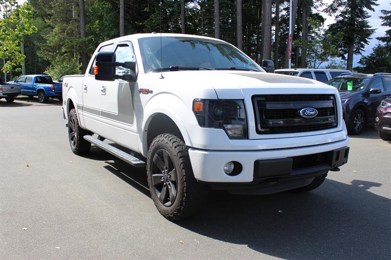2013 Ford F-150 4WD SuperCrew #P2077
