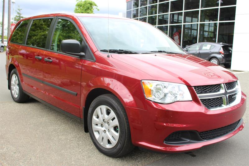 2014 Dodge Grand Caravan 4dr Wgn SE #P2070A