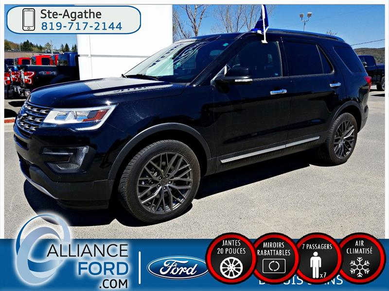 Ford Explorer 2016 4WD 4dr Limited #18294a