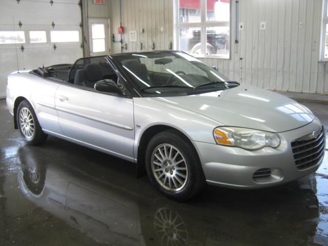 Chrysler Sebring Conv 2005 DECAPOTABLE #70970A