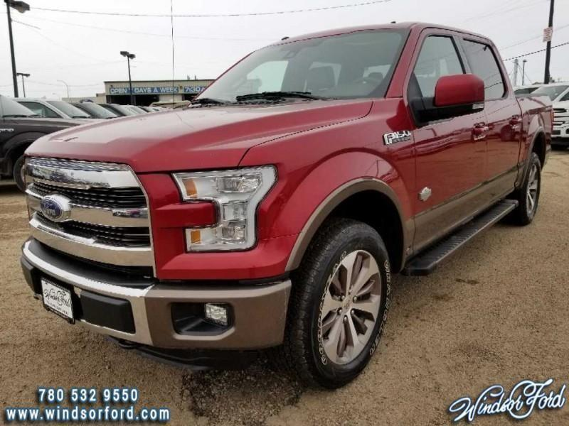 2016 Ford F-150 King Ranch #RT0366A