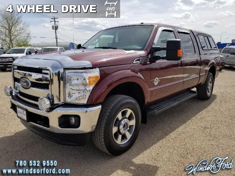 2012 Ford F-250-super-duty Lariat  -  Power Windows #RT0492A