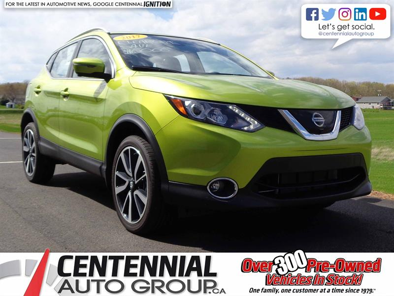2017 Nissan Qashqai SAVE $5000! | NEW | SL | AWD | #S17-359