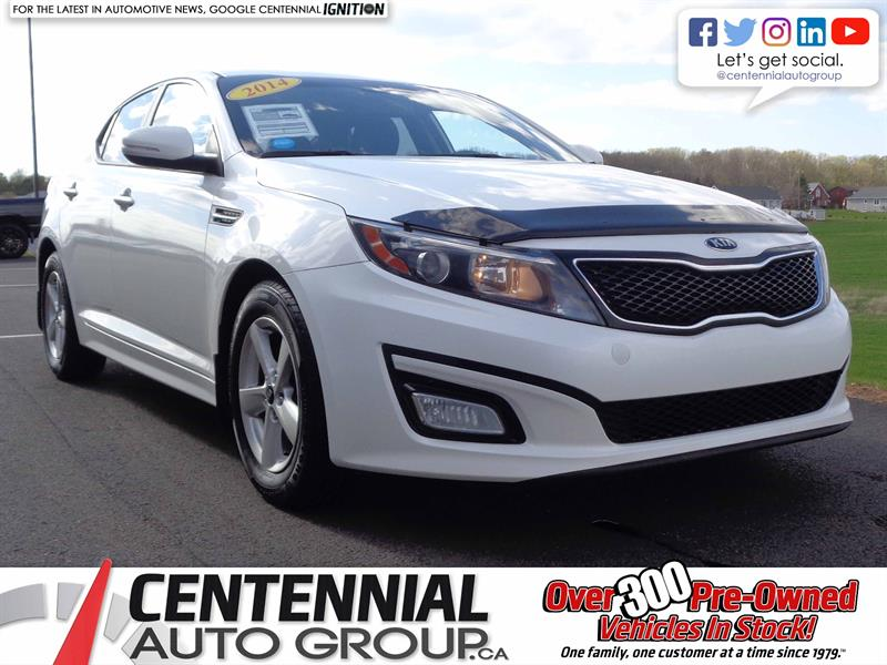 2014 Kia Optima LX | 2.4L | Heated Seats #SP18-013A