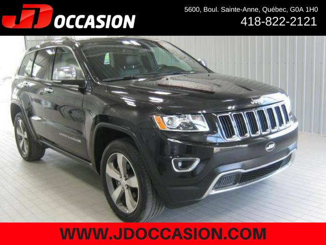 Jeep Grand Cherokee 2016 Limited #A4950
