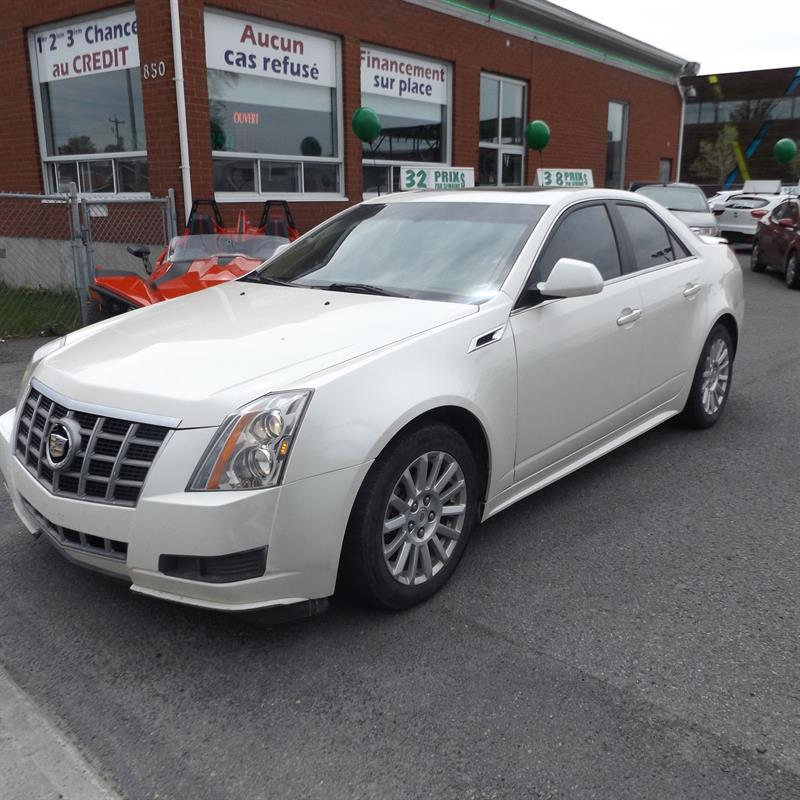 Cadillac CTS 2012 4dr AWD #2159-02