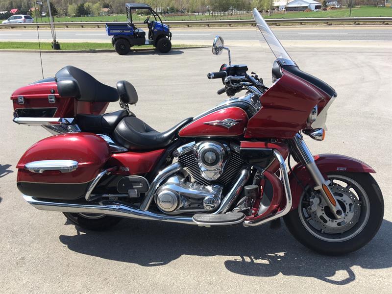 Kawasaki Vulcan 1700 Voyager 2010