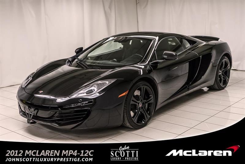Mclaren MP4-12C 2012 #P15981
