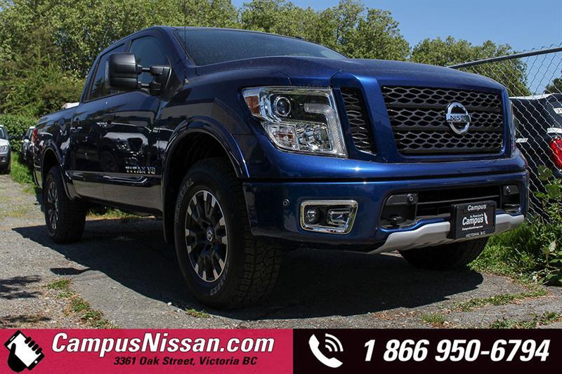 2018 Nissan Titan PRO-4X #8-U420