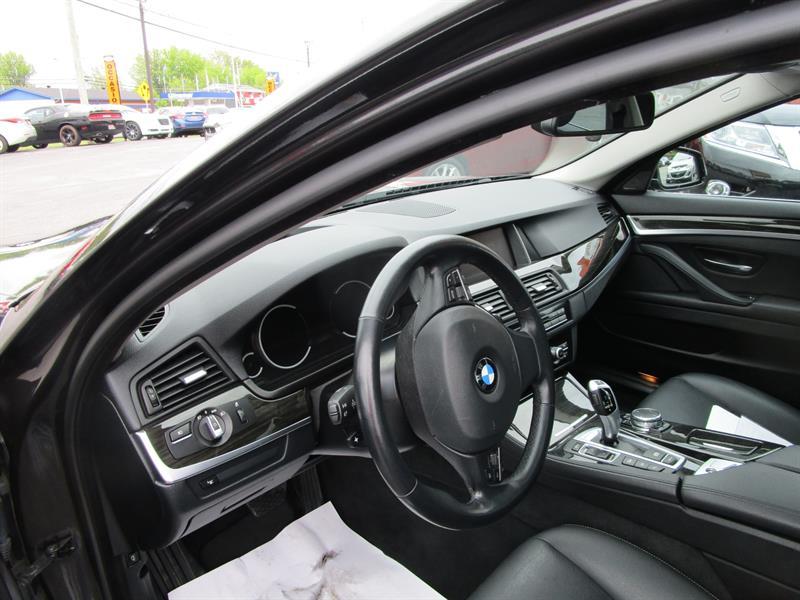 BMW 5 Series Sedan 11