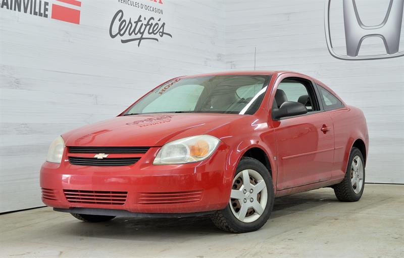 Chevrolet Cobalt 2006 2 porte Coupe LS #u-1120A