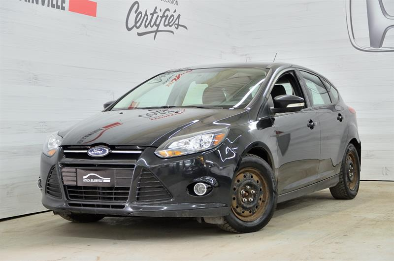 Ford Focus 2013 Hatchback SE automatique #180507a