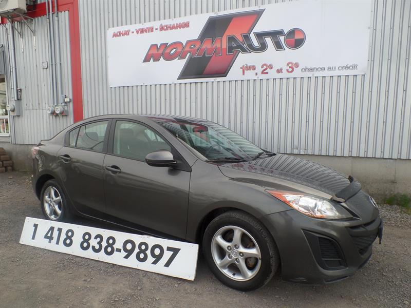 Mazda Mazda3 2011 GX*AUTOMATIQUE*AIR*PROPRE #1442034