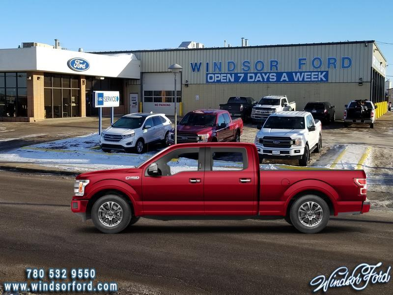 2018 Ford F-150 Lariat  - Navigation - Su #RT0132