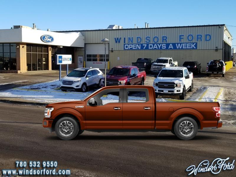 2018 Ford F-150 Lariat  - Navigation - Su #RT0090