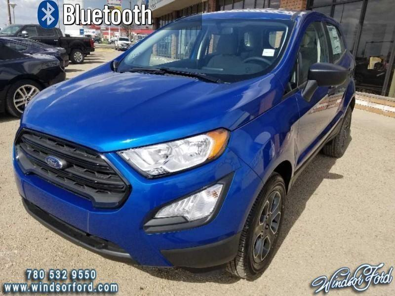 2018 Ford EcoSport S  - Bluetooth #RT0620