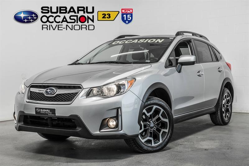 Subaru Crosstrek 2016 Touring BLUETOOTH+CAM.RECUL #943076