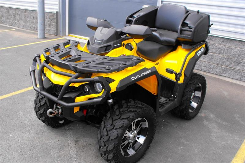 Can-am Outlander XT 2012