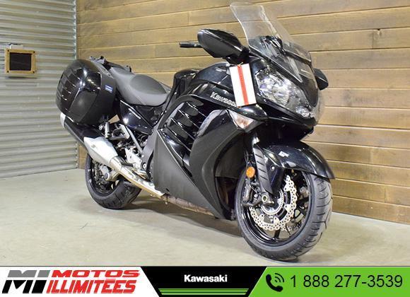 Kawasaki CONCOURS 14 ABS 2015