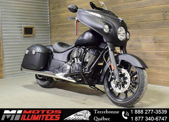 Indian Chieftain Dark Horse 116 pouce cube 2018